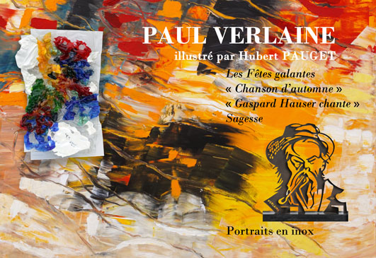 Livre Paul Verlaine illustré par Hubert PAUGET